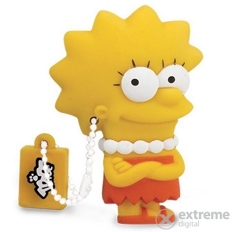 "Флаш памет Tribe ""Simpson""  Lisa Simpson 8GB USB2.0"
