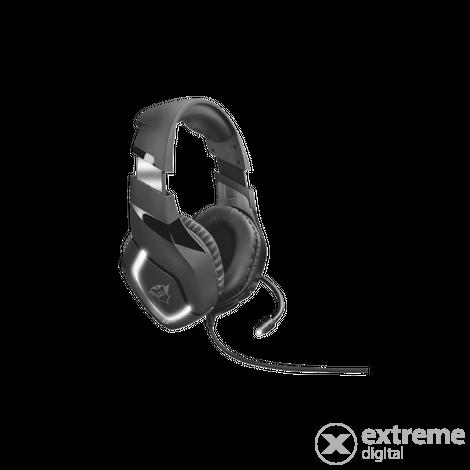 Trust GXT 380 Doxx Illuminated fejhallgató | Extreme Digital