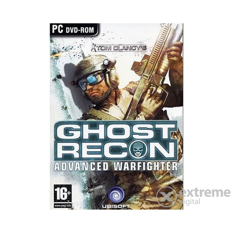 UEZ-GHOST RECON ADVANCED WARFIGHTER PC hra