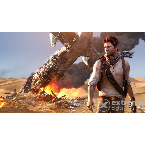 Uncharted The Nathan Drake Collection PS4 igralni software