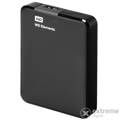 "WD Elements 2TB 2,5"" (WDBU6Y0020BBK-EESN)"