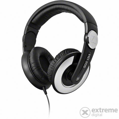 Sennheiser HD 205 II fejhallgató cd1f4f4f93