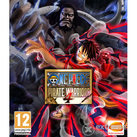 One Piece Pirate Warriors 4 Xbox One játékszoftver