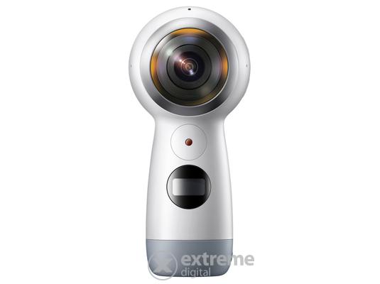Samsung Gear 360 (2017) panoráma kamera, fehér