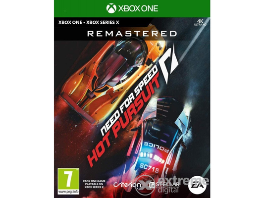EA Need for Speed: Hot Pursuit Remastered Xbox One játékszoftver