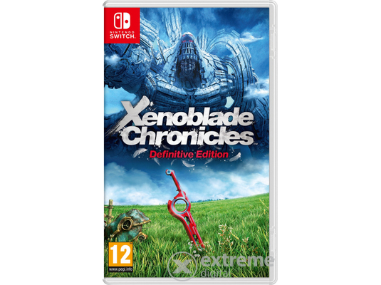 Nintendo Switch Xenoblade Chronicles: Definitive Edition játékszoftver