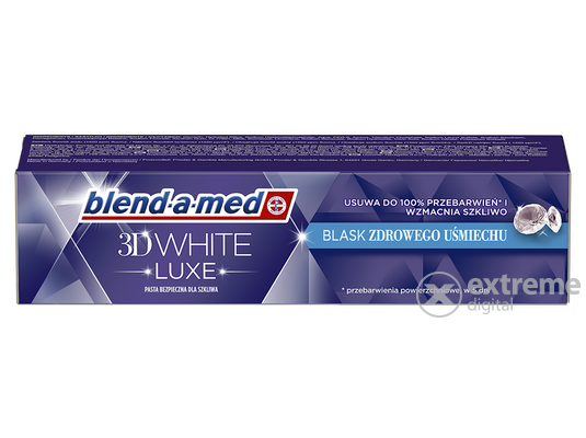 Blend a Med 3D White Luxe Healthy Shine fogkrém (75ml)