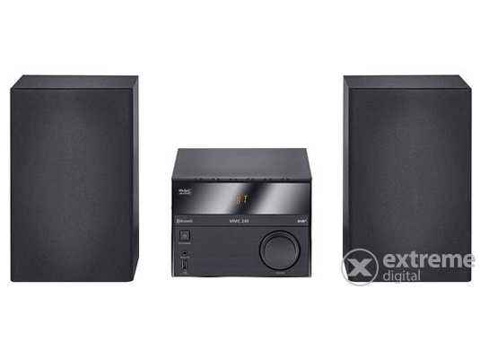 Mac Audio MMC240 Bluetooth DAB+ mikro hifi rendszer 839c710917