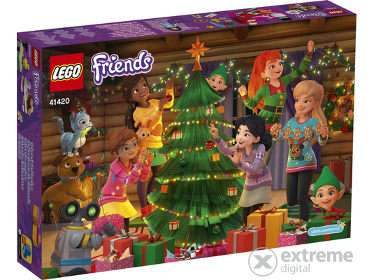 LEGO® Friends 41420 Adventi naptár