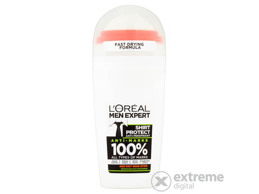 L`Oréal Paris Men Expert Shirt Protect izzadásgátló roll-on, 50 ml