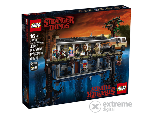 LEGO® Stranger Things 75810 The Upside Down