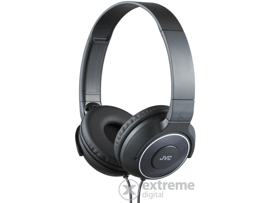 JVC HA-S220B szuper könnyű DBP fejhallgató fekete e074c06b69
