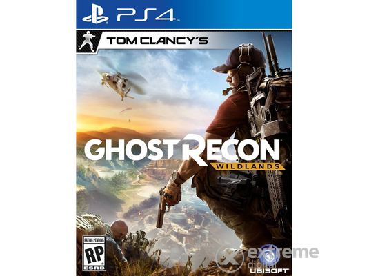 Tom Clancy`s Ghost Recon® Wildlands PS4 játékszoftver