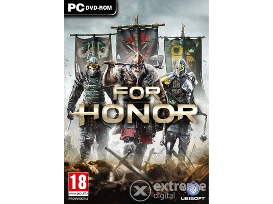 For Honor PC játékszoftver