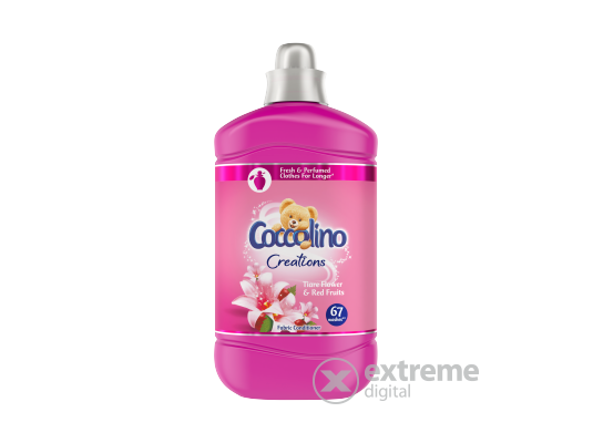 Coccolino öblítőkoncentrátum, Tiare Flower, 4x1680 ml