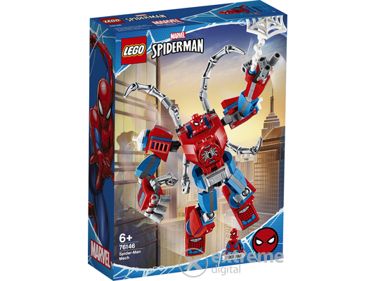 LEGO® Super Heroes 76146 Spider Mech
