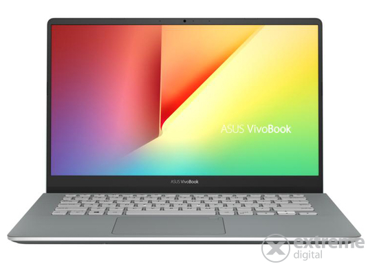 Asus VivoBook S14 S431FA-AM001T notebook, fegyverszürke + Windows10