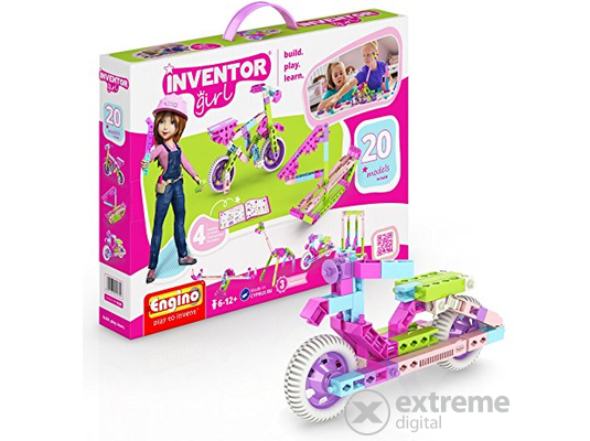 INVENTOR GIRLS 20 MODELS