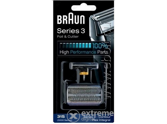 Braun Series 3 21B Combipack borotvafej f0a851f3eb