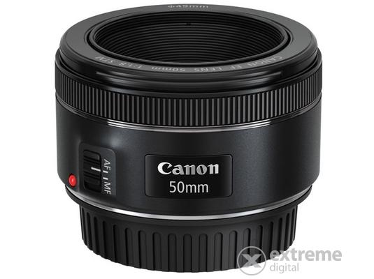 Canon 50/F1.8 EF STM objektív