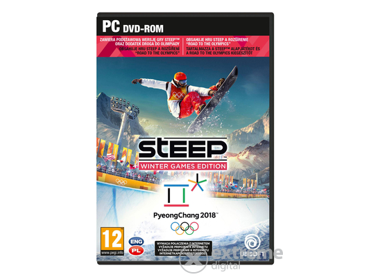 Steep Winter Games Edition PC játékszoftver
