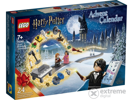 LEGO® Harry Potter™ 75981 Adventi naptár