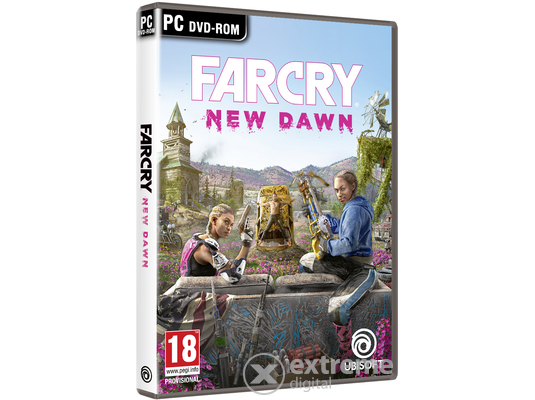 Far Cry New Dawn PC játékszoftver