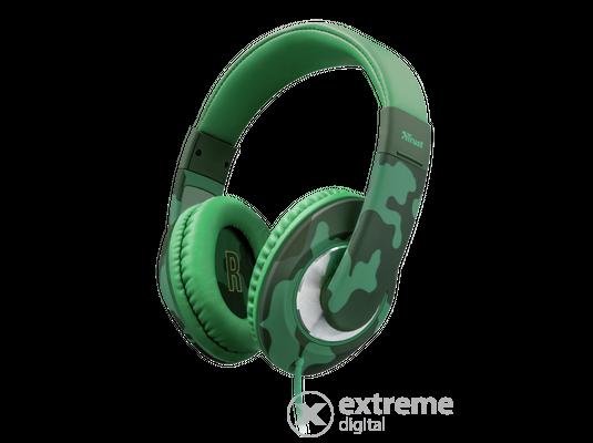 Philips SHK2000BL gyermek fejhallgató, kék   Extreme Digital