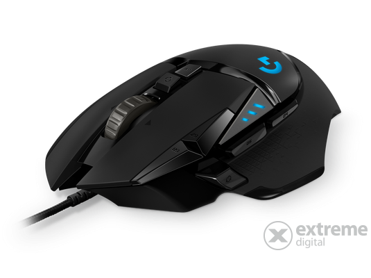 Logitech G502 Hero gamer egér