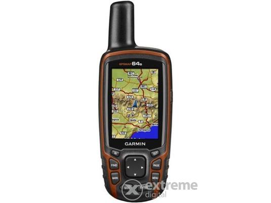 Garmin GPSMAP 64s szabadidős túranavigáció