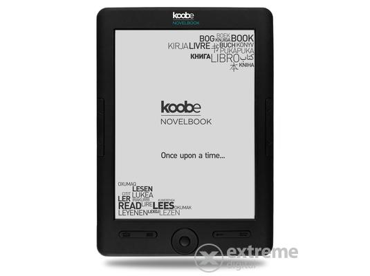 Koobe Novelbook Shine ebook olvasó