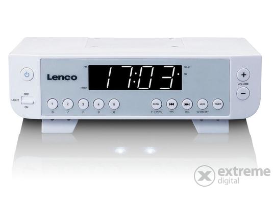 Home OC 04 Digitális LED ébresztőóra 0f8e50401f