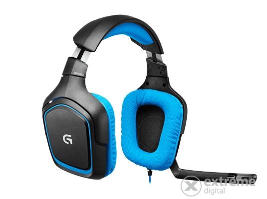 Logitech G430 gamer fejhallgató. 21 990 Ft. Genius HS-G680 ... d7fd884655