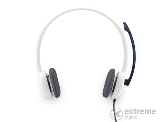 Logitech Headset H150 mikorfonos fejhallgató Cloude White  7748021c18