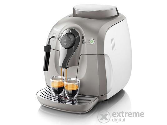 Philips Saeco HD8651/19 series 2000 automata kávéfőző fehér-bézs