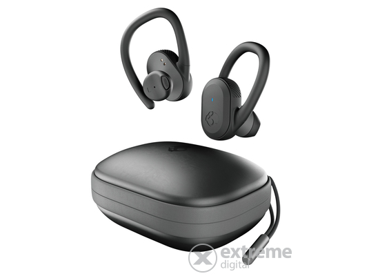 Skullcandy Push Ultra True Wireless Bluetooth fülhallgató, fekete (S2BDW-N740)