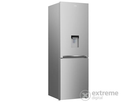 Indesit LI8 S1 X alulfagyasztós hűtőszekrény inox