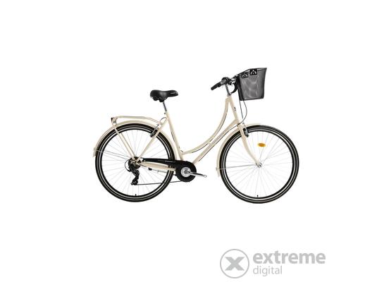 Bisan Paradise dámsky bicykel, S, béžový