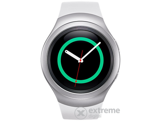 Samsung Gear S2 Smartwatch okosóra, silver