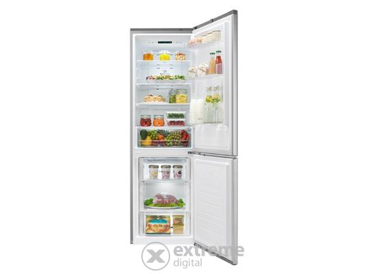 Lg GBB59PZJZS Total No Frost alulfagyasztós hűtőszekrény, A++