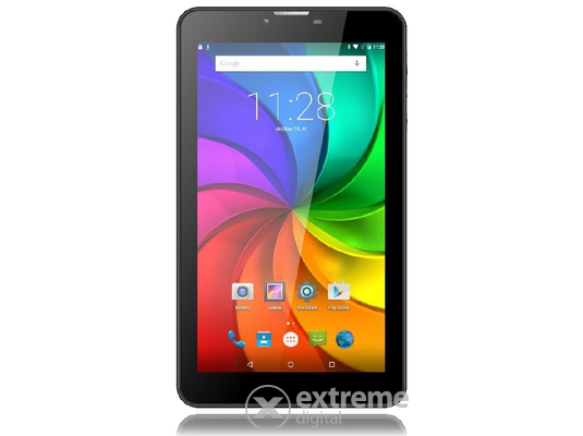 Alcor Access Q784C 8GB GPS + Wi-Fi + 3G tablet, Black (Android) - [Bontott]