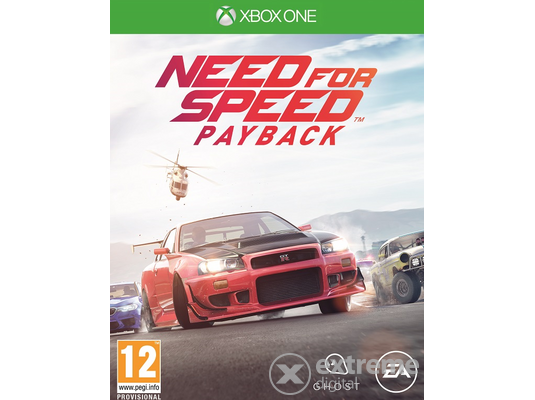 Need For Speed Payback Xbox One játék