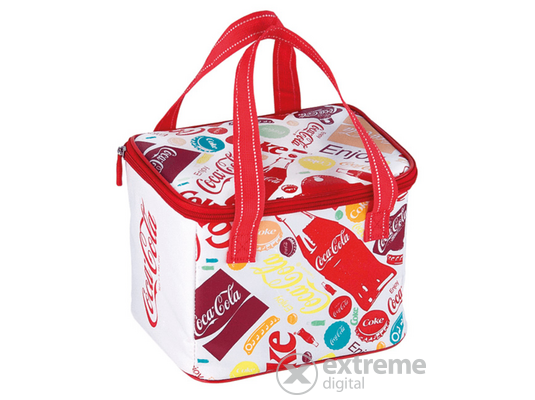 Ezetil Coca-Cola® Fun hűtőtáska, 5,7L