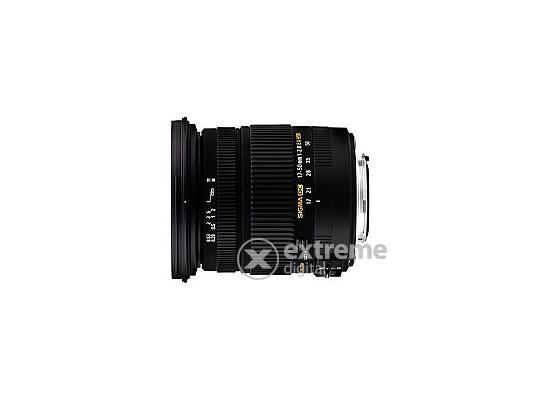 Sigma Canon 17-50/2.8 EX DC OS HSM objektív