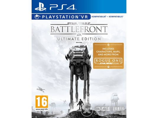 Star Wars Battlefront Ultimate Bundle PS4 játék