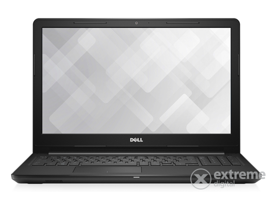 Dell Inspiron 3567 3567FI3UF1 FHD notebook, fekete