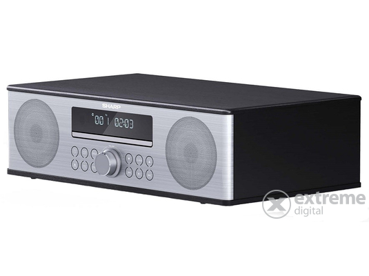 Sharp XL-B715D(BK) Bluetooth mini hifi 2.0, fekete