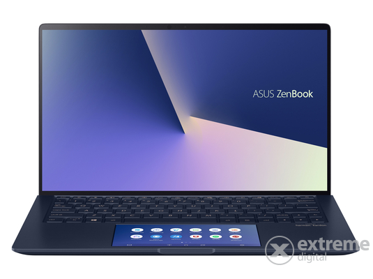 Asus ZenBook UX334FL-A4015T notebook + Windows 10, kék