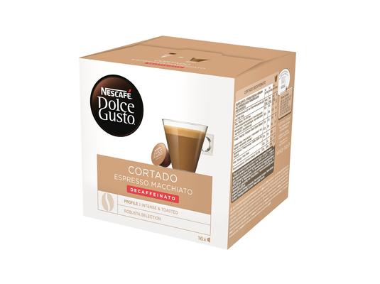 Dolce Gusto Eszpresszó koffeinmentes kapszula 16db Ft